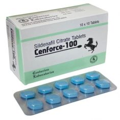 Cenforce 100 MG ($0.80/Pill) With Credit Card  | 247PharmacyMart
