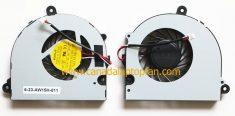 Clevo W150 Series Laptop CPU Fan 6-23-AW15H-011 [Clevo W150 Series Laptop Fan] – CAD$25.99 :