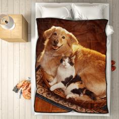 Benutzerdefinierte Decken Personalisierte Foto Decken, Personalisierte Foto Decke | Personalisie ...