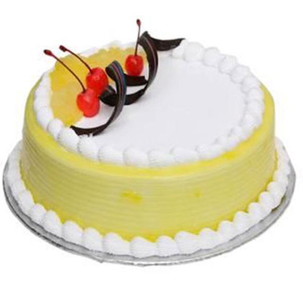Beautiful Pineapple Cake | AlpineCart- Online Gift Store
