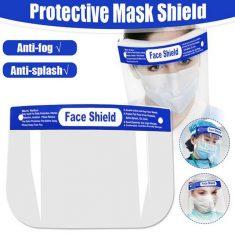Gesichtsschutz-Schirm Augenschutz Spuck-Schutz Face-Shield Schutzschild Gesichtsschirm,Vollgesic ...
