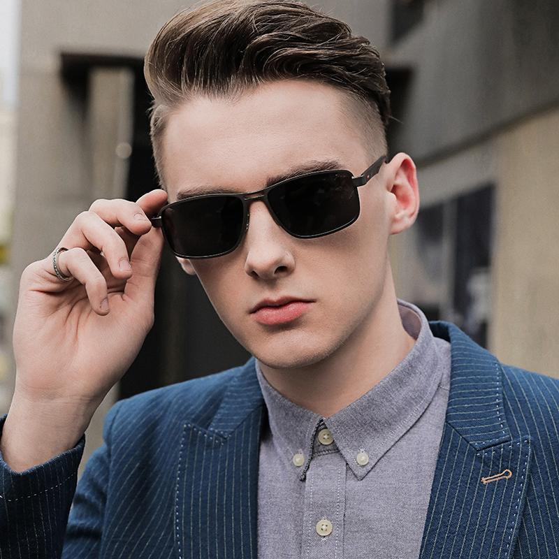 Men's Glasses Trendy Stylish Polarized Sunglasses – EyeWearShop