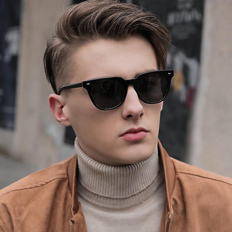 Men's Sunglasses Classic Trendy Stylish Polarized Sunglasses – EyeWearShop