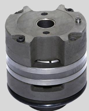 Fixed Vane Pumps : Vane Pump Working Process