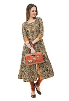 AnjuShree Choice Women's Cotton Readymade Salwar Suit
