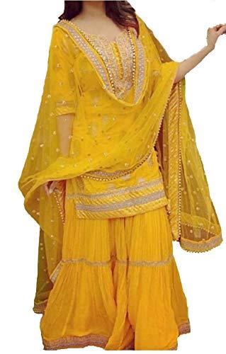 Bae's Wardrobe Women's Rayon Salwar Suit