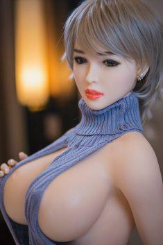 ナンシー 170cmバニー ガール 巨乳ラブドール芸能人性交用