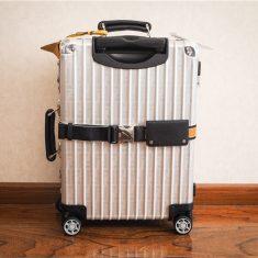 大人気!素晴らしいFENDI×RIMOWA フェンディ×リモワスーパーコピー スーツケース yellow 33L