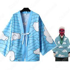 鱗滝左近次 コスプレ衣装 【鬼滅の刃】 cosplay 羽織 | Costowns