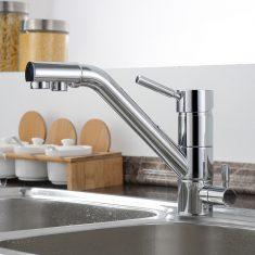 Colonnes de douche avec mitigeur: avantages et inconvénients