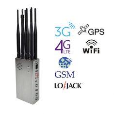 Brouilleur de téléphone Portable – mobile cellulaire d'onde légal bloqueur GSM 3G 4G ...