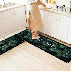 Le paillasson, ce petit tapis sur l'entrée, à l'intérieur ou à l'extérieur, po ...