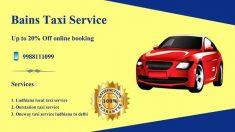 Bains Taxi Service Ludhiana 9988111099