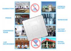 WLAN-Störsender verhindern, dass Gefängnisse mobile Geräte verwenden