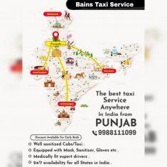 Ludhiana Taxi Service – Taxi Service Ludhiana