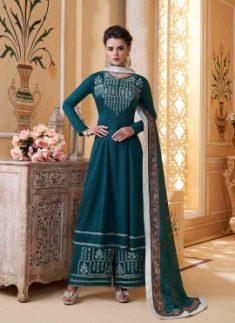 Latest Designer Palazzo Suit Online