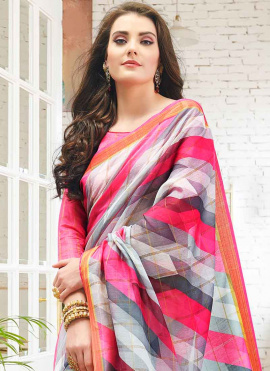 Buy Latest Collection Of Printed Sarees