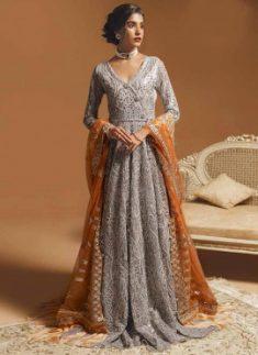 Designer Abaya Style Suit Online