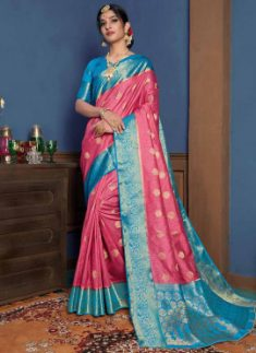 Designer Indian Saree In USA