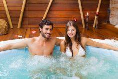 混浴や温泉でのセックスな体験談!